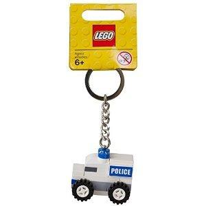 LEGO 850953 Police Car Key Chain
