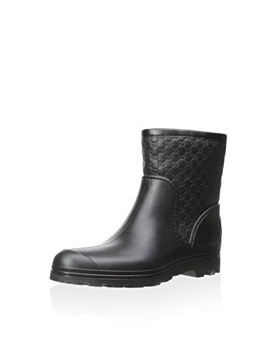 Gucci Women's Guccissima Rubber Boot