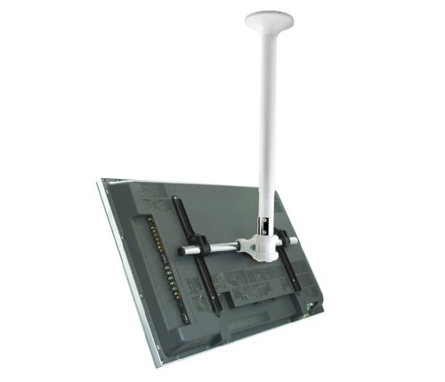 Tilt Ceiling Tv Mount for LCD and Plasma 30IN To 70IN Upto 200LBS