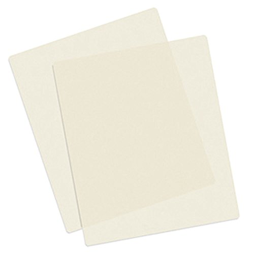 sizzix-big-shot-pro-accessories-standard-shims-white-2-mylar-lot-stainless-steel-1-x-31-x-364-cm