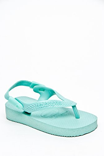 Havaianas Toddler's Baby Top Flip Flop - Light Green