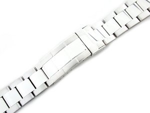 Mens 18kw Oyster Watch Band for Rolex Submariner