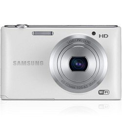 Samsung ST150F Smart Wi-Fi Digital Camera (White)
