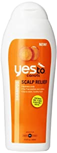 Yes To Carrots Scalp Relief Shampoo, 11.5 Fluid Ounce