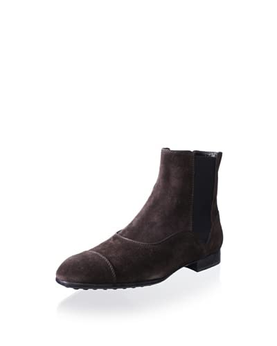 Tod's Women's Flat Ankle Boot