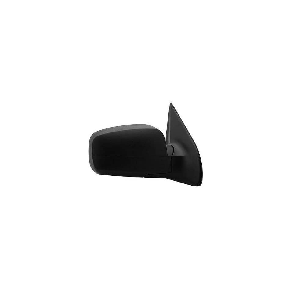 PASSENGER SIDE DOOR MIRROR Fits Kia Sorento POWER UNPAINTED; WITH HEATED GLASS; EX MODELS