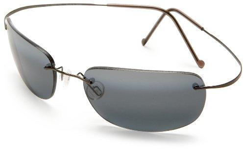 Maui Jim Kapalua 502-02 Gunmetal - Grey Lens