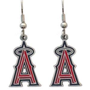 Los Angeles Angels of Anaheim MLB Earrings
