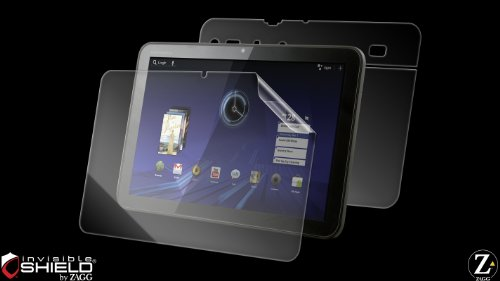 ZAGG invisibleSHIELD for Motorola Xoom (Full Body) (MOTXOOMLE) at Electronic-Readers.com