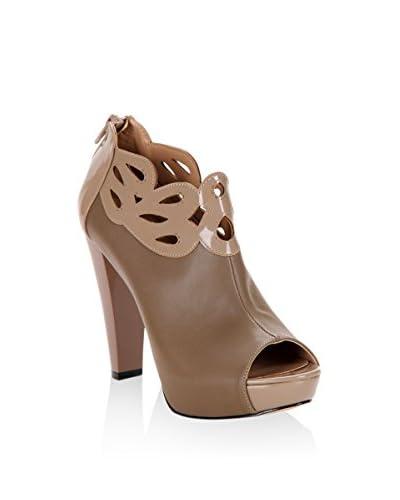 Adonna Zapatos abotinados Marrón