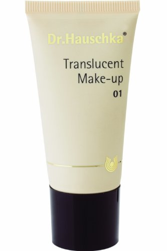 Dr.Hauschka Translucent Make-Up 01 hell-sand 30 ml