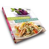 Ninja Mega Cookbook – Make It Fresh, Make it Delicious