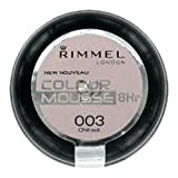 Rimmel Colour Mousse 8hr Eye Shadow, Chill Out 003, 5ml