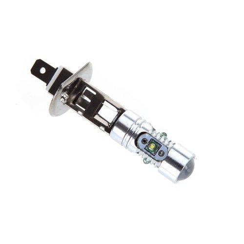 Docooler H1 25W High Power Ultra Bright Cree Led Car Foglamp Fog Light 500Lm White