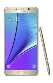 Samsung Galaxy Note 5 N920 32GB Unlocked Gold No Warranty
