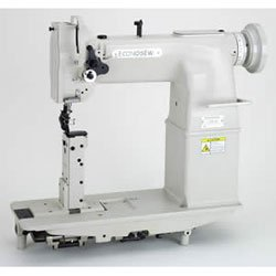 Econosew 7in. Post-bed Lockstitch Machine 138E6B w/ Roller Foot