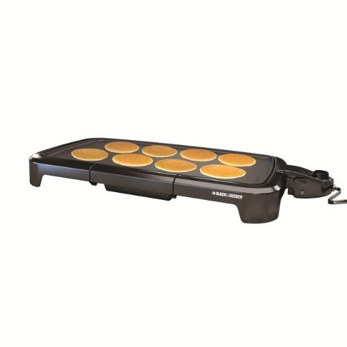 Black & Decker GD2011B-CL Family Size Non-Stick Griddle, 220 Volts (Not for USA) (Black And Decker Electric Skillet compare prices)