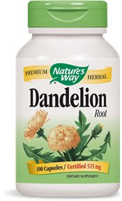 Dandelion Root Tea