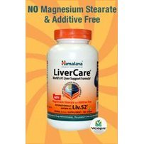 Himalaya Herbal Healthcare LiverCare/Liv.52, Liver Support, 180- Vcaps