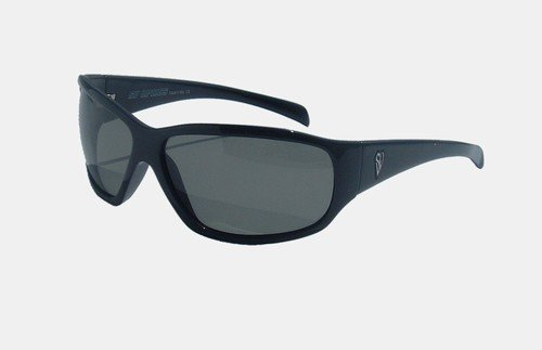Sexx Vision SV Optics IMPULSE Italian Sunlasses (Black/Grey Polarized)