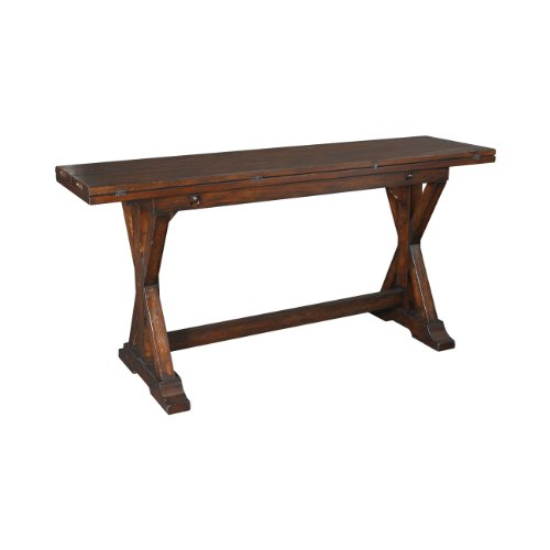 Cheap Hammary 090-276 Hidden Treasures Flip Top Console Table (090-276)