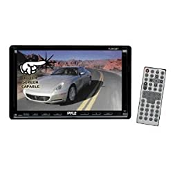 See Pyle PLDN72BT 7-Inch Double Din TFT Touch Screen DVD/VCD/CD/MP3/MP4/CD-R/USB/SD-MMC Card Slot/AM/FM/BLUETOOTH Details