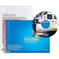 Microsoft Windows XP Professional w/SP2 E85-03059