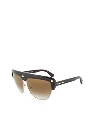Tom Ford Liane Sunglasses, Tortoise Brown