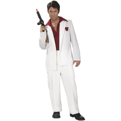 Tony Montana Scarface Adult Halloween Costume