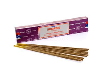 Satya Sunrise Incense Sticks 15g