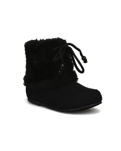Toddler Furry Boots