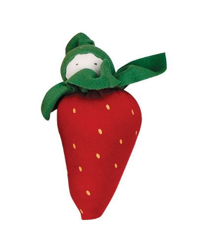 Organic Strawberry Toy