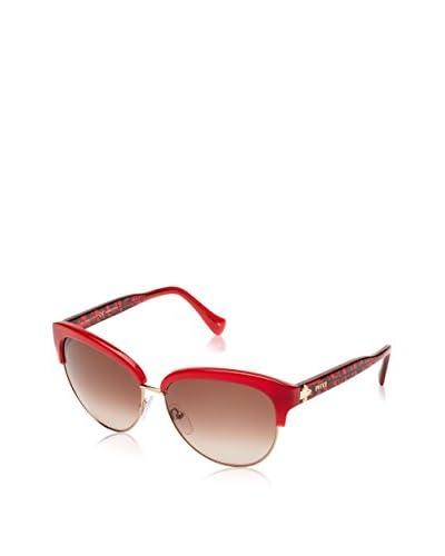 Emilio Pucci Gafas de Sol 724S (60 mm) Rojo