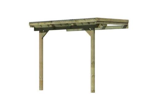 TerrassenUberdachung Holz Gebraucht ~ Karibu Terrassenüberdachung ECO Modell 1 Größe A (Elektronik)