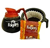 Folgers Classic Roast Portion Pack Coffee - 42 Count