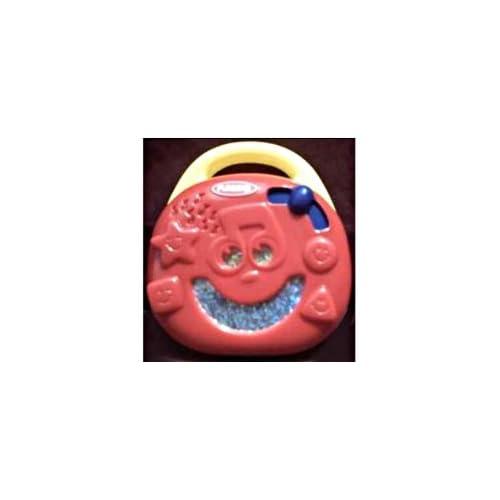 2001 Wendys Kids Meal Under 3 Toy Playskool # Radio Tuner