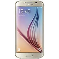 Samsung G920 Galaxy S6 Smartphone, 32 GB, Oro [Italia]