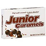 Junior Caramels Theater Size