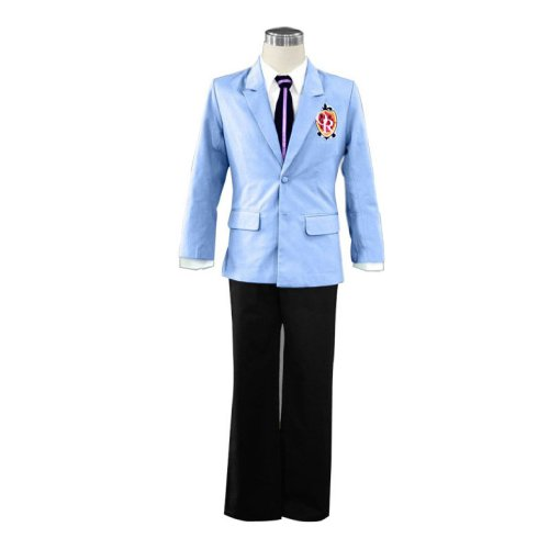 Ouran High School Host Club Cosplay Costume - Senior Male Large
