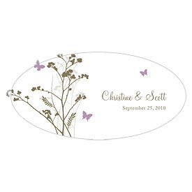 Weddingstar-1004-17-c04-Romantic-Butterfly-Small-Cling-Lavender