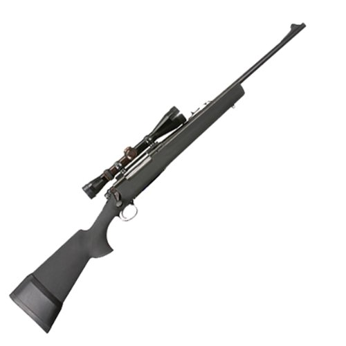 BLACKHAWK! Knoxx Rifle CompStock - Remington 700 BDL S/A - Pillar Bed, Heavy BBL
