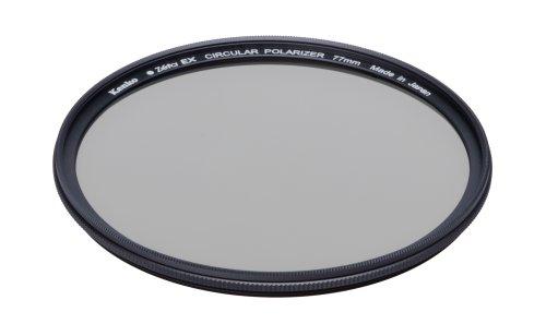 Kenko Camera Lens Filters 77mm Zeta EX C-PL ZR-Coated Super Slim Frame