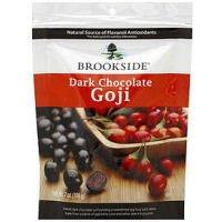 BROOKSIDE Dark Chocolate Covered Goji with Raspberry, 7-Ounce