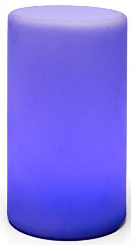 LED-Tischlampe-Zylinder-20-x-105-cm-kabellos-mit-Akku-multicolor-RGB-mit-Farbwechsel-und-Fernbedienung-aufladbar-wasserfest-Stimmungsleuchte-Tischdeko