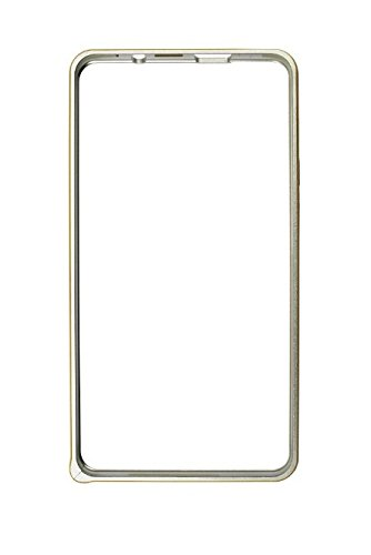 Metal Alloy Bumper Frame Case For Micromax Unite 2 A106 - White Colour Only From M.P Enterprise