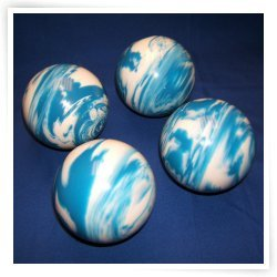 Premium Quality EPCO 4 Ball 107mm Tournament Bocce Set – Marbled Blue/White [… günstig bestellen