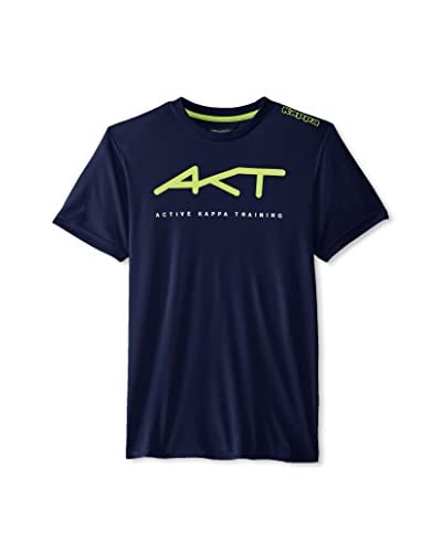 Kappa Men's Slim Fit Jersey Interlock T Shirt