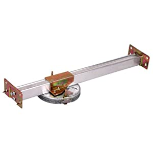 ... Ceiling Fan Box with Aluminum Bar Hanger with 1/2-Inch Knockouts and