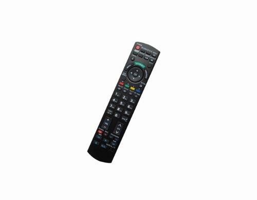 Universal Remote Replacement Control Fit For Panasonic Tc-P42U2 Tc-P50U2 Tc-L37C22 Plasma Lcd Led Hdtv Tv