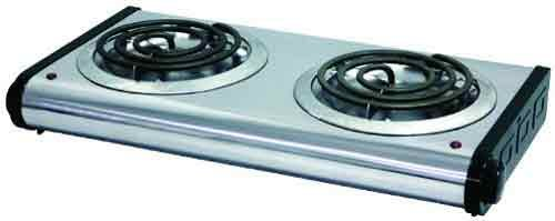 Comfort Zone Cz-Ds95 Portable Stove front-11942